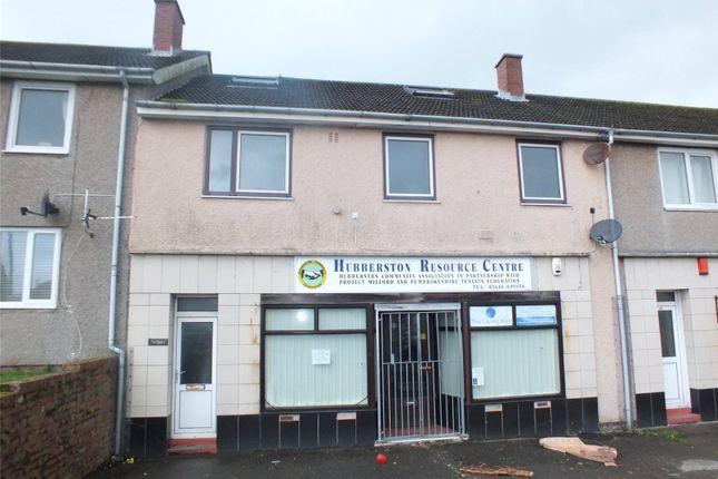 Thumbnail Maisonette for sale in Gelliswick Road, Hakin, Milford Haven