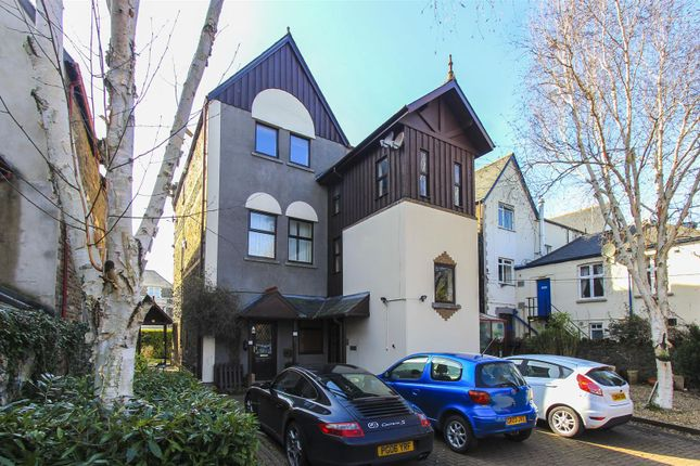 Thumbnail Flat to rent in Wyndham Crescent, Canton, Cardiff