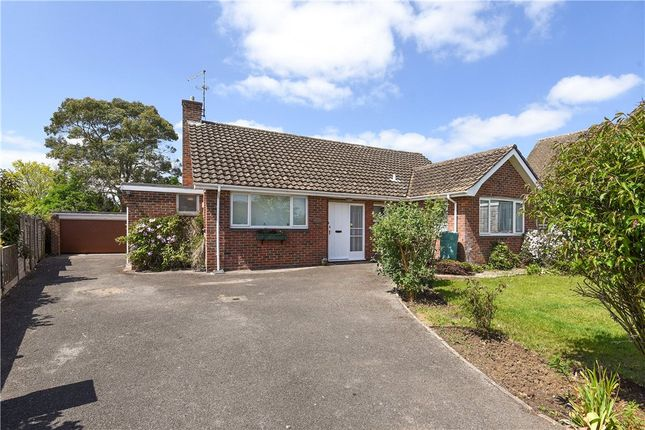 Thumbnail Detached bungalow for sale in Springfield Crescent, Sherborne