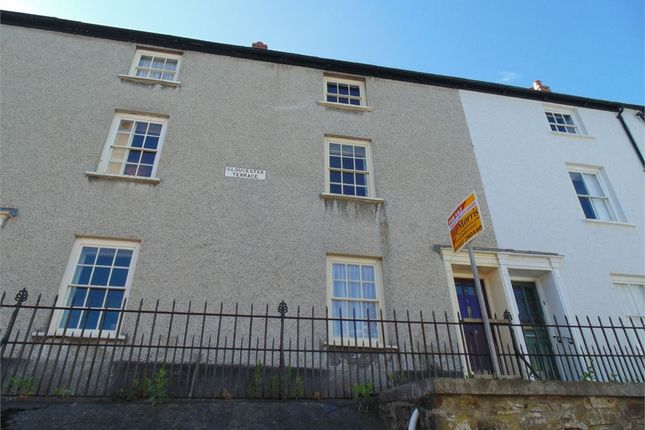 Thumbnail Town house for sale in 5 Gloucester Terrace, Haverfordwest, Pembrokeshire