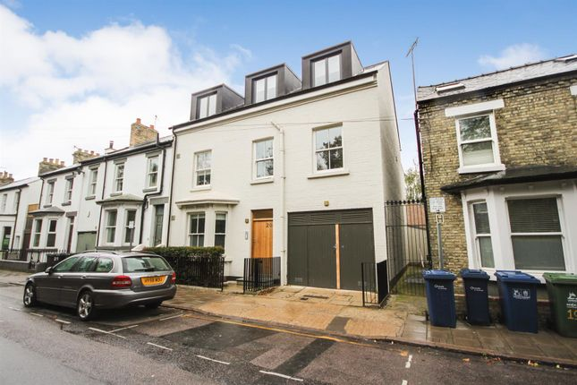 Thumbnail Terraced house for sale in Devonshire Road, Cambridge