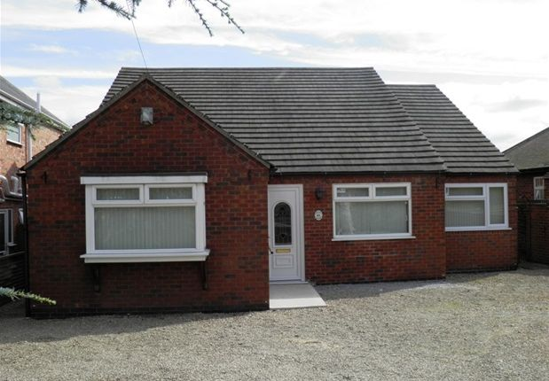 Thumbnail Bungalow to rent in Bodkin Row, Measham Road, Oakthorpe, Swadlincote