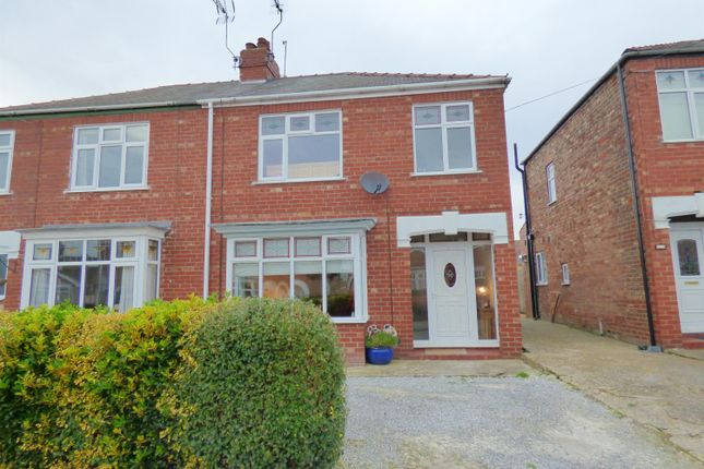 Thumbnail Semi-detached house to rent in Alpha Avenue, Beverley