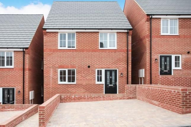 Thumbnail Detached house for sale in Moorbrooke, 11 Silverbirch Close, Hartshill, Nuneaton