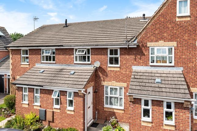 Thumbnail Terraced house for sale in Hornblower Close, Ripon