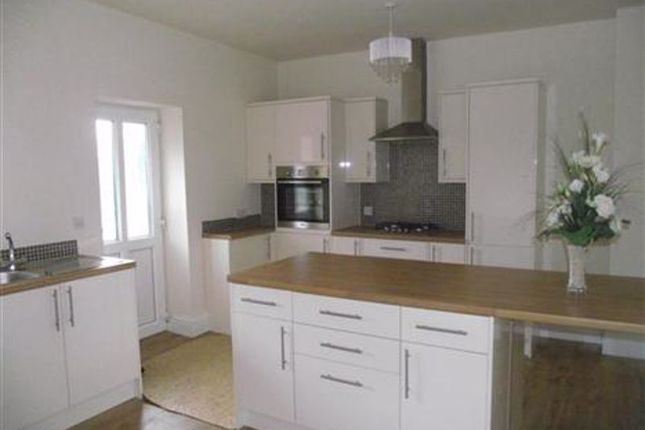 Thumbnail End terrace house to rent in Hollymount Avenue, Bedlington