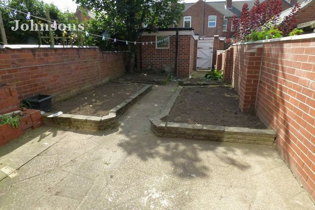 Gardens of Chequer Road, Hyde Park, Doncaster. DN1