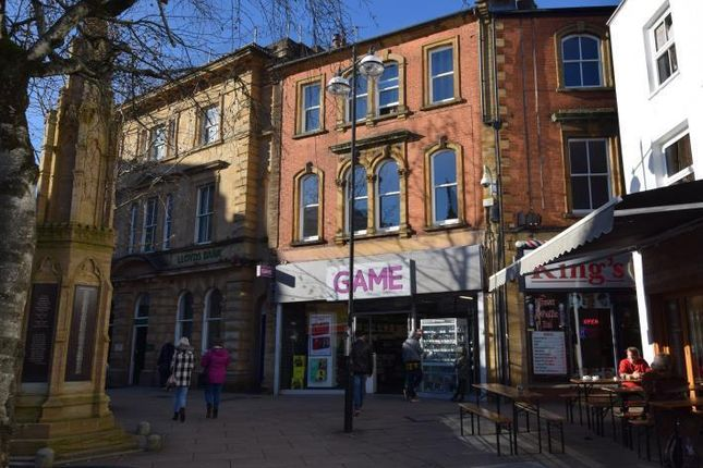 Thumbnail Retail premises to let in 10, High Street, Yeovil