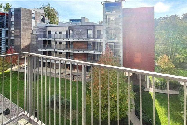 Balcony View of Studio Apartment, Ashman Bank, Geoffrey Watling Way, Norwich NR1