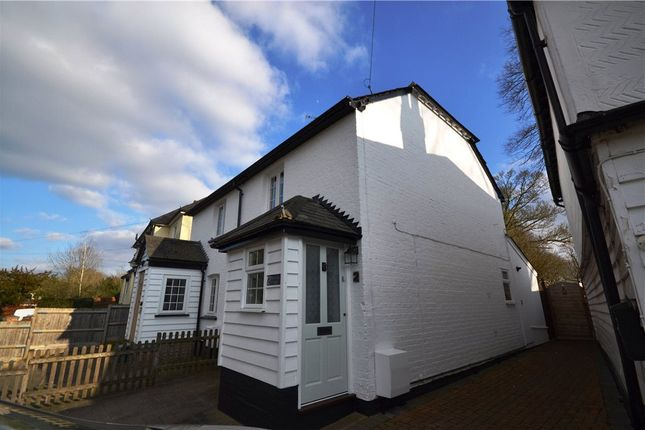 Thumbnail Semi-detached house for sale in Ware Road, Widford, Ware