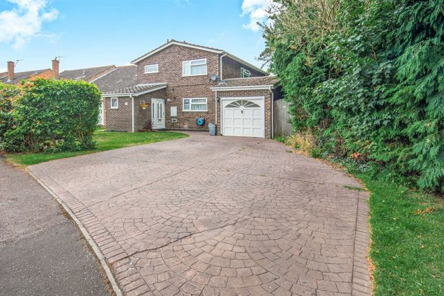Thumbnail Detached house for sale in Cricks Walk, Roydon, Diss