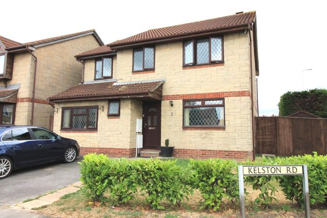 Thumbnail Detached house for sale in Kelston Road, Weston-Super-Mare