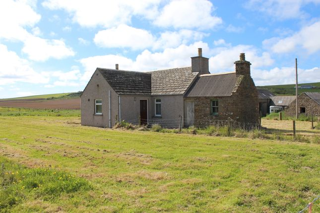 Thumbnail Cottage for sale in Windwick Road, South Ronaldsay, Orkney