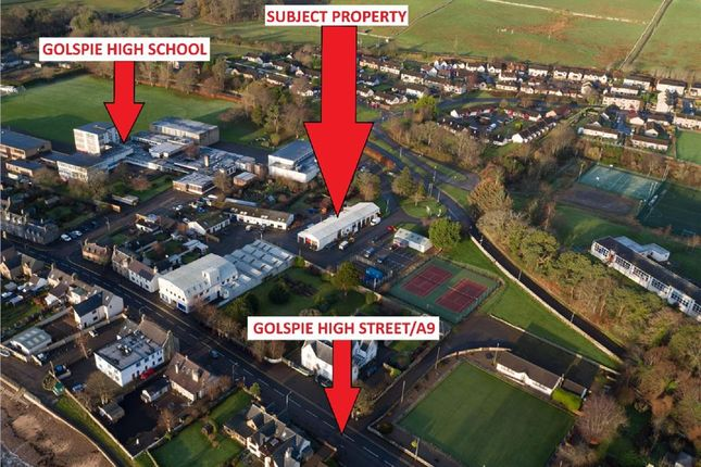 Thumbnail Industrial for sale in Units 1-2, 4-6 & Site 14, Golspie Industrial Estate, Golspie