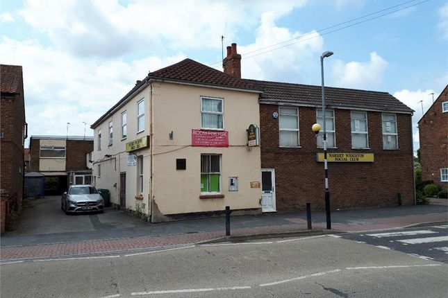 Thumbnail Land for sale in Market Weighton Social Club, Southgate, East Riding Of Yorkshire, York, East Riding Of Yorkshire