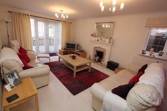 Living Room of Maes Y Gwenyn, Rhoose, Barry CF62