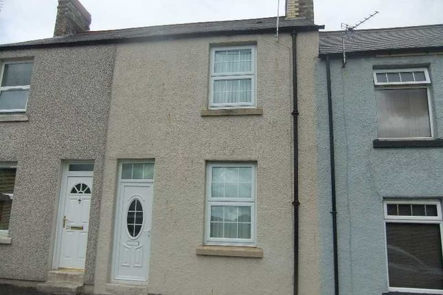 Thumbnail Terraced house to rent in Towneley Terrace, High Spen, Rowlands Gill