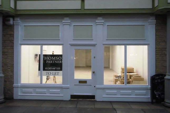 Thumbnail Retail premises to let in Bishop's Walk, Cirencester