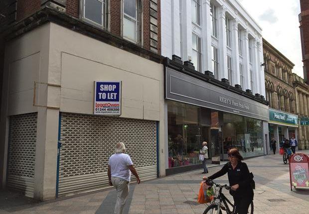 Thumbnail Retail premises to let in 11, Sankey Street, Warrington