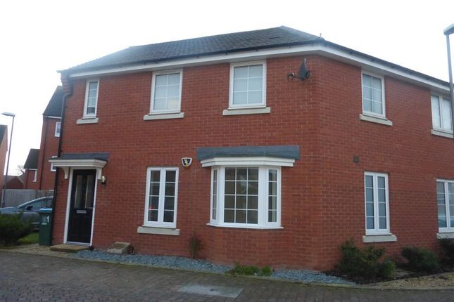 Thumbnail Maisonette to rent in Little Ground, Aylesbury