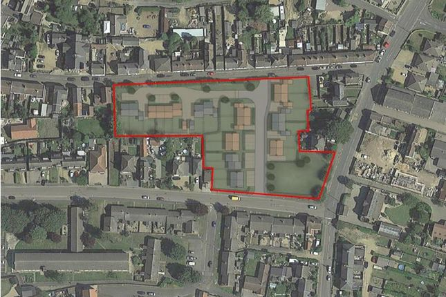 Thumbnail Land for sale in Albion Street, Crowland, Peterborough