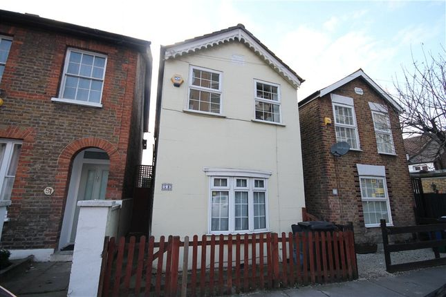Thumbnail Detached house for sale in Wandle Road, Croydon