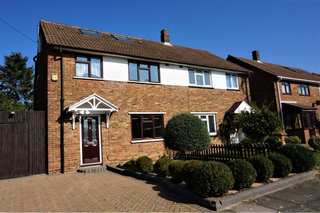 Thumbnail Semi-detached house for sale in Denton Road, Welling