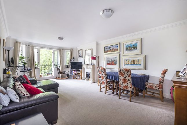 Thumbnail Flat for sale in Holly Lodge, 90 Wimbledon Hill Road, London