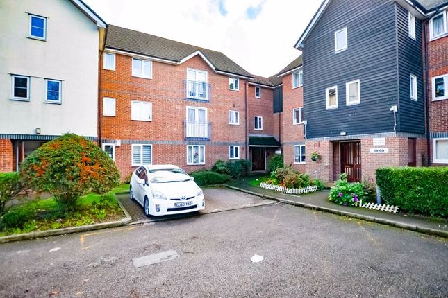 Thumbnail Flat to rent in Mandeville Court, London