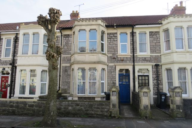 Thumbnail Flat to rent in Cromer Road, Weston-Super-Mare