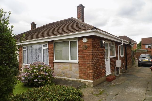 Thumbnail Semi-detached bungalow for sale in Woodwards Road, Westhoughton, Bolton