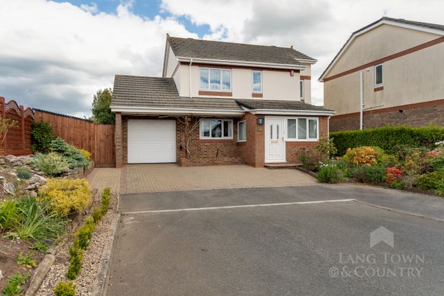3 bed detached house for sale in Nightingale Close, Elburton, Plymouth. PL9