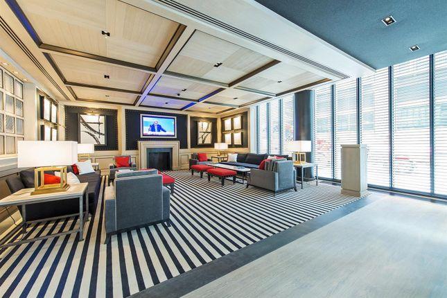 Eg-Lobby 2 of Capital Building, Embassy Gardens, 5 New Union Square, Nine Elms, London SW11