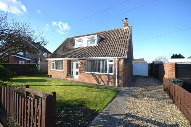 Thumbnail Bungalow for sale in Manor Park, Broughton, Malton