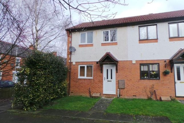 Thumbnail Terraced house to rent in Wadsworth Road, Carlisle
