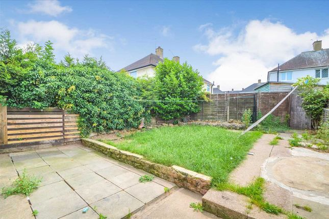 Garden of Brooksby Lane, Clifton, Nottingham NG11