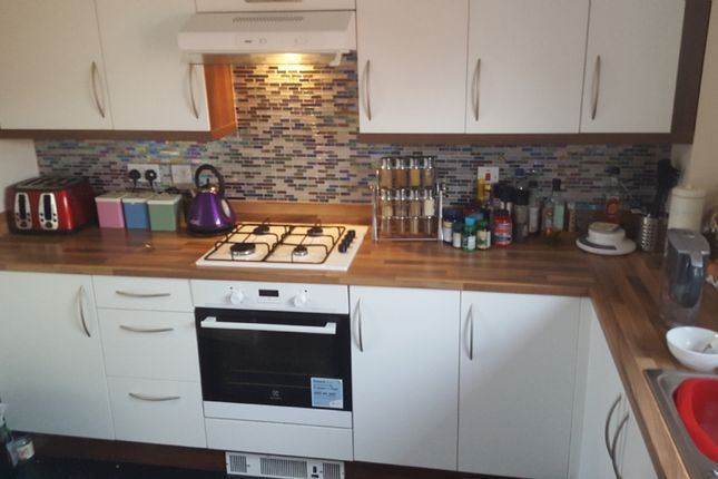 Thumbnail Detached house to rent in Admiral Way, Exeter