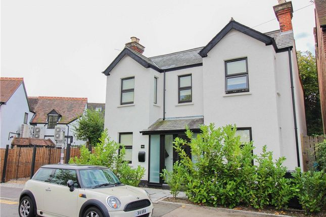Thumbnail Detached house for sale in School Road, Sunninghill, Berkshire