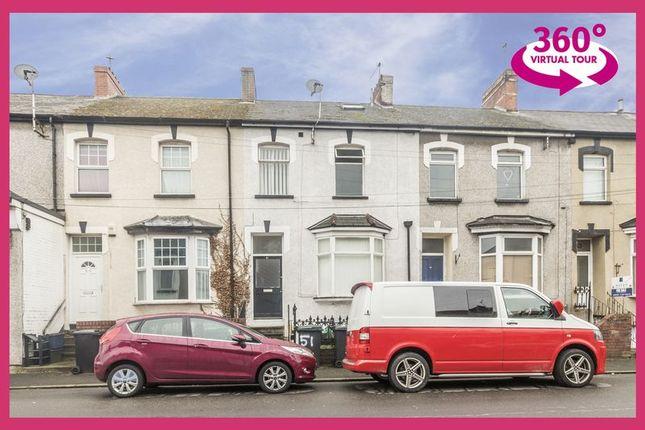 Thumbnail Flat for sale in Church Road, Newport