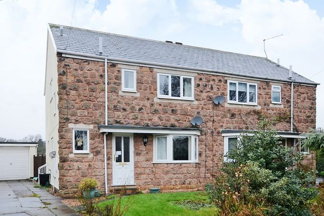 Thumbnail Semi-detached house for sale in Leyfield Road, Dore, Sheffield