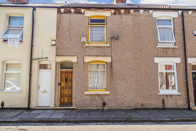 3 bed terraced house for sale in Maria Street, North Ormesby, Middlesbrough TS3