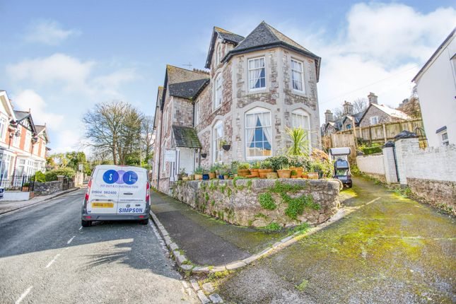 Thumbnail Semi-detached house for sale in Meadfoot Lane, Torquay