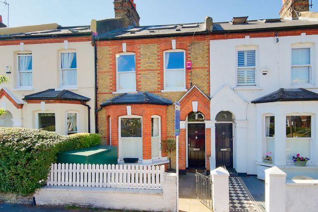 Thumbnail Terraced house for sale in Brocklebank Road, Earlsfield