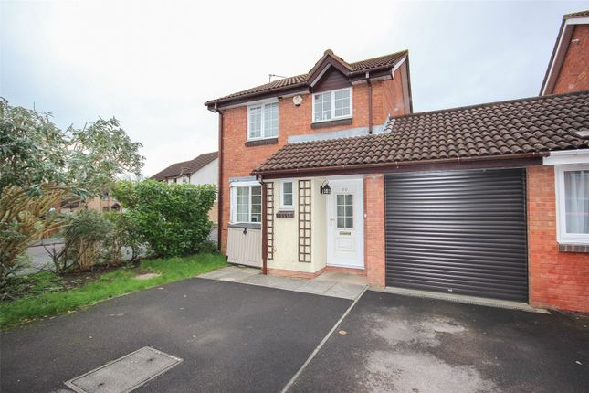 Thumbnail Detached house for sale in Ormonds Close, Bradley Stoke, Bristol