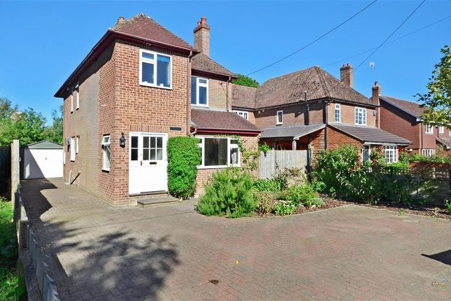 Thumbnail Detached house for sale in Ulcombe Hill, Ulcombe, Maidstone, Kent