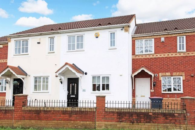 Thumbnail Terraced house for sale in Hunters Rise, Lawley Bank, Telford