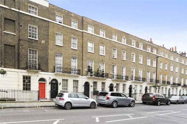 Thumbnail Terraced house for sale in Kendal Street, Hyde Park Estate, Westminster