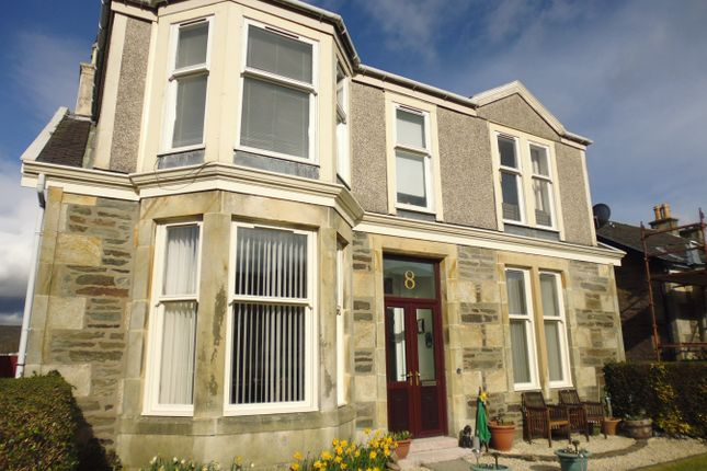Thumbnail Flat for sale in 8, Wyndham Park, Rothesay, Isle Of Bute