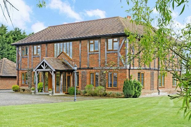 Thumbnail Detached house for sale in Wootton Road, Quinton, Northampton
