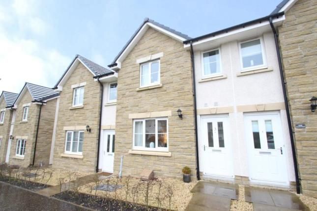 Thumbnail Terraced house for sale in Willow Court, Stewarton, East Ayrshire